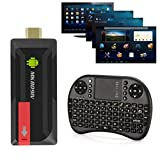 Smart TV Box MK809IV Quad Core Mini Android PC + 2.4G Wireless Air Maus