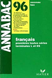 FRANCAIS 1ERE TOUTES SERIES