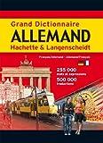 Grand Dictionnaire Allemand Hachette Langenscheidt