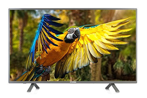 Hyundai 109 Cm (43 Inches) Hy4382q4z-a/z 4k Ultra Hd Smart Led (metallic Black)