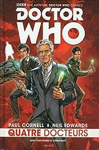Doctor Who - Quatre Docteurs par Paul Cornell