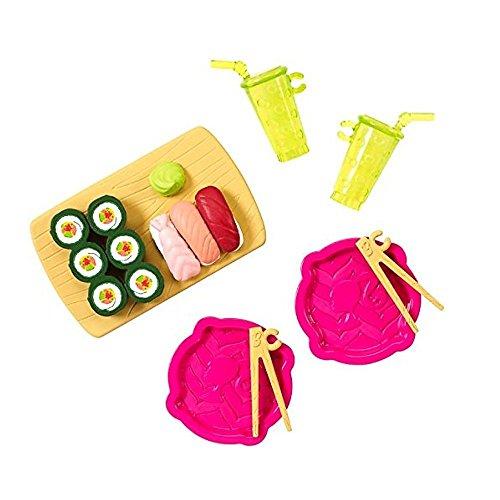 Barbie - Objetos de Decoración Set - Cocina - Cocina - Cooking Sushi