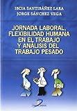 Jornada laboral, flexibilidad humana en el trabajo y análisis del trabajo pesado.