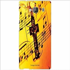 Design Worlds - Redmi 2 Prime Designer Back Cover Case - Multicolor Phone C...
