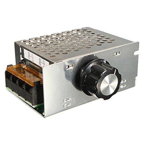 Bluelover AC 220 V 4000 Watt SCR Spannungsregler Dimmer Elektronische Motor Speed ??Controller