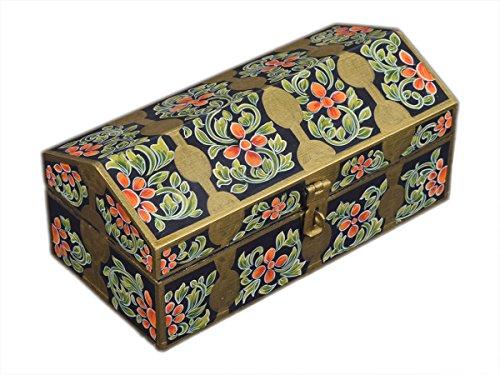 mother-day-gift-decorative-black-wooden-keepsake-jewellery-trinket-holder-box-storage-organiser-with