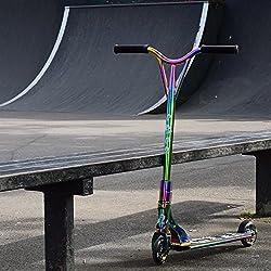 Ten Eighty Judge Stunt Scooter - Neo Chrome
