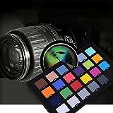 Tarjetas calibración de color fotografia 24 colores herramienta definitiva control total de la reproducción del color Corrección de Color Digital de Calidad Superior Accesorios de Fotografía