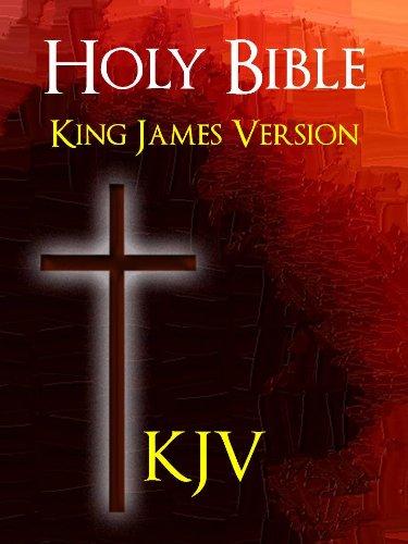 KING JAMES HOLY BIBLE PDF DOWNLOAD