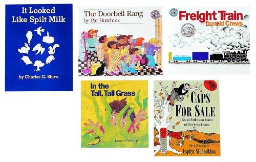Childcraft Favorite Classics Big Bücher Kit, zeigen (Set von 5)