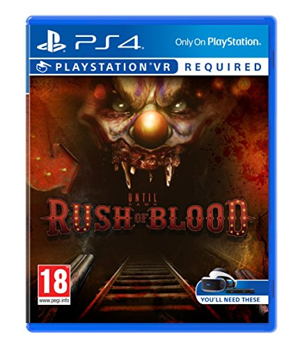 Until Dawn: Rush Of Blood [Importación Inglesa]