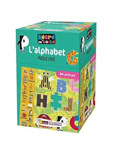 Récré en Boîte - L'alphabet - Puzzle futé