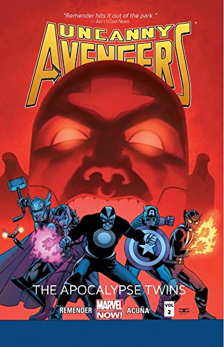 Uncanny Avengers Vol. 2: The Apocalypse Twins (English Edition) (Heroes-twin Marvel)