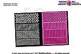 Essbare Tortenuntersetzer mit 3D-Pailletten, 4 Designs mit Strass-Gravur (Original), für essbare Tortenspitzen und Prämien