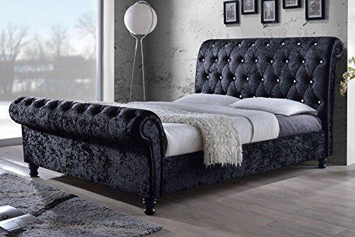 Sleigh Bed Amazon Co Uk