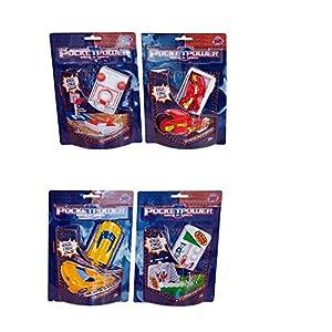 Funny Fashion Power Pocket Juegos de Bolsillo gg00142
