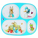 Peter Rabbit Melamine 4 Compartments Plate Best Review Guide
