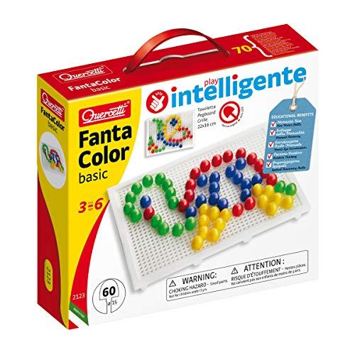 Imagen de Juegos Para Colorear Quercetti por menos de 8 euros.