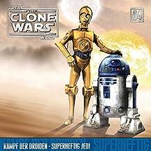 The Clone Wars / 04: Kampf der Droiden / Superheftig Jedi