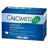 Calcimed D3 1000 Mg/880 I.E. Kautabletten, 96 St