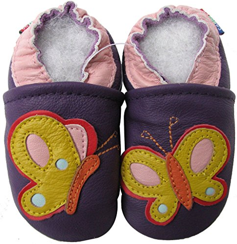 Colorful Butterfly Purple 3-4y