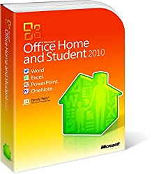 Microsoft Office Home & Student 2010 - Family Pack - 3pcs1user Deutsch