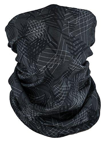 Sciarpa multifunzionale grey - light gray taglia unica