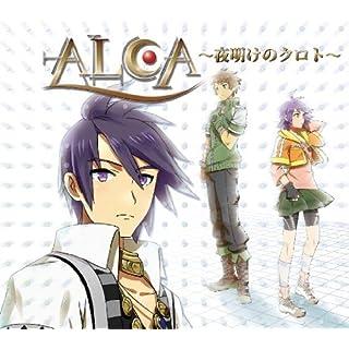 Drama CD - Alca Drama CD Lyric.I Alca Yoake No Kuroto [Japan CD] NECA-30283