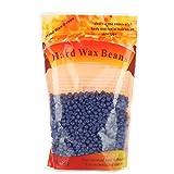 300g Cera Dura para Cuidado de Depilación Corporal, Hot Film Wax Bean para Máquina de Cera Caliente (1)