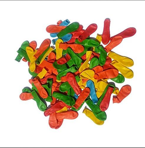 Globos de Agua, 10 Paquetes de Globos De Agua, 1000uds De Globos De Agua, Globos Para Fiestas, Balloons, Baloes