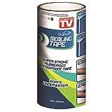 Starlyf Sealing Tape–Klebeband gummiert, dick, wasserdicht, flexibel und sehr widerstandsfähig, individuell, repariert die Lecks, füllt die Risse.