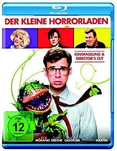 Der kleine Horrorladen [Blu-ray] [Director's Cut]