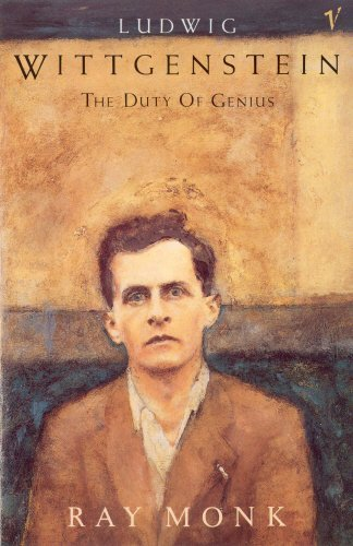 Ludwig Wittgenstein: The Duty of Genius by Ray Monk (1991-09-05)