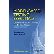 Model-Based Testing Essentials - Guide to the ISTQB Certified Model-Based Tester: Foundation Level
