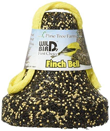 Finch Bell (Pine Finch Feeder)