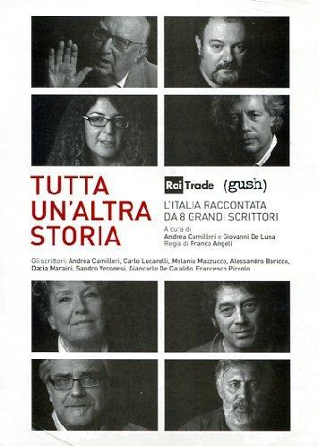 Tutta un'altra storia - L'Italia raccontata da 8 grandi scrittori [4 DVDs] [IT Import]