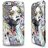 Hülle / Case / Cover für das iPhone 6 Plus mit Designer Motiv - ''Circulation'' von Minjae Lee