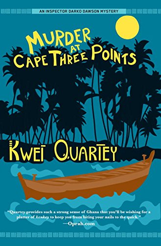 Murder At Cape Three Points (Darko Dawson Mystery)