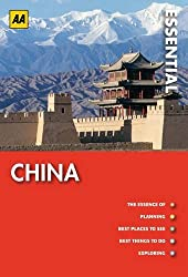 Essential China (Aa Essential Guide)