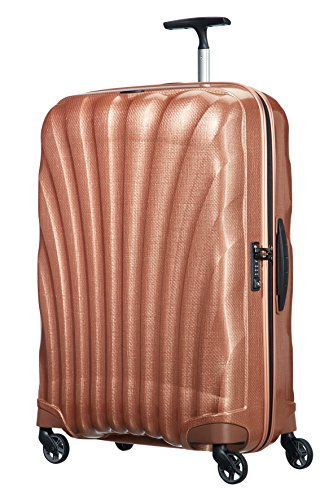 Samsonite Cosmolite 4 Roues 75/28 FL2 Valise, 75 cm, 94 L, Copper Blush/Rose