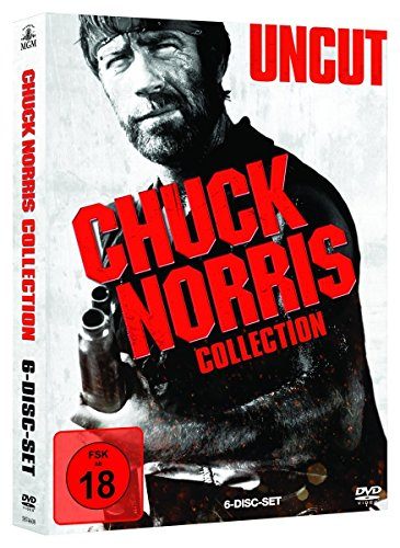 Chuck Norris DVD Box (inkl. McQuade, Cusack, Delta Force, Missing in Action, Missing in Action 2, Hero) (6 DVDs)