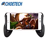 #2: CHOETECH Mobile Phone Stand Gamepad Adjustable 4.5-6.5 Inches Game Control Phone Holder Universal For Android iPhone Xioami .