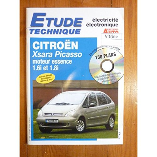Electronic Auto Volt - Xsara Picasso Ess Revue Technique Electronic Auto Volt Citroen