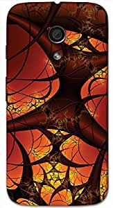 Timpax protective Armor Hard Bumper Back Case Cover. Multicolor printed on 3 Dimensional case with latest & finest graphic design art. Compatible with only Motorola Moto-G2 ( 2nd Gen ). Design No :TDZ-20600