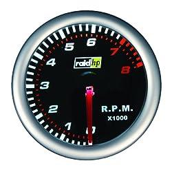 E Support/™ 2 52mm Auto KFZ /Öldruck Universal LED Anzeige /Öldruck Auto Instrument Gauge