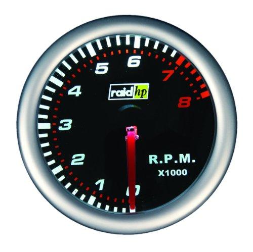 Raid HP Night Flight 660264 Zusatzinstrument Drehzahlmesser