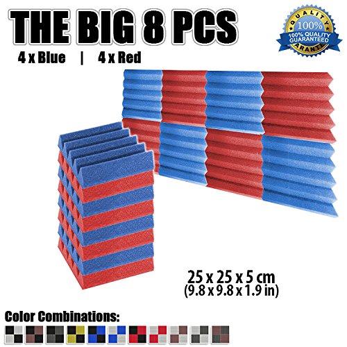 super-dash-8-pezzi-di-50-x-50-x-5-cm-cuneo-per-studio-trattamento-pannelli-in-schiuma-per-isolamento