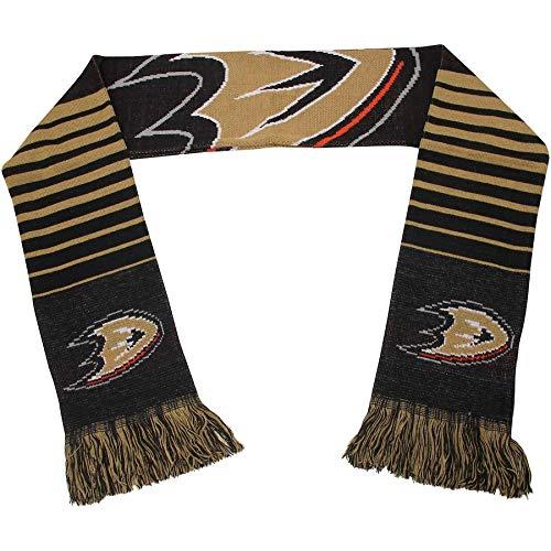 Forever Collectibles NHL Anaheim Ducks Fanschal Schal Scarf Big Logo Eishockey