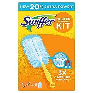 Swiffer Staubmagnet Set 1 Griff Und 3 Staubmagnet T 252 Cher