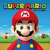 Super Mario 2019 Square Nintendo Calenda